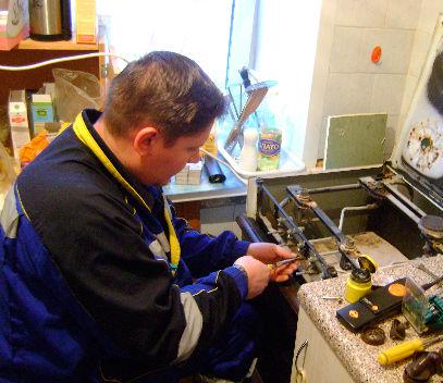 Недорогой ремонт плит